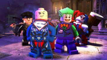 Immagine -3 del gioco LEGO DC Super-Villains per Nintendo Switch