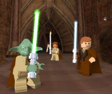 Immagine -2 del gioco LEGO Star Wars: The Video Game per PlayStation 2