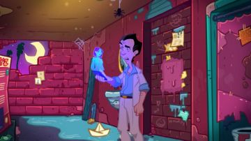 Immagine -3 del gioco Leisure Suit Larry - Wet Dreams Don't Dry per PlayStation 4