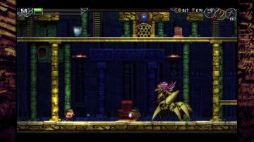 Immagine -5 del gioco La-Mulana 1 & 2: Hidden Treasures Edition per Nintendo Switch