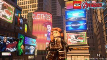 Immagine -2 del gioco LEGO Marvel's Avengers per Nintendo Wii U