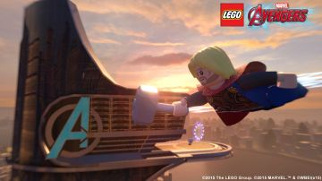 Immagine -4 del gioco LEGO Marvel's Avengers per PlayStation 3