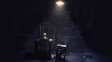 Immagine -2 del gioco LITTLE NIGHTMARES Complete Edition per Nintendo Switch