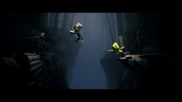 Immagine -1 del gioco Little Nightmares II per Nintendo Switch