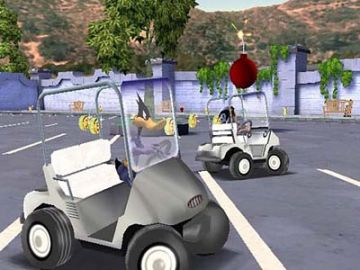 Immagine -3 del gioco Looney tunes: back in action per PlayStation 2