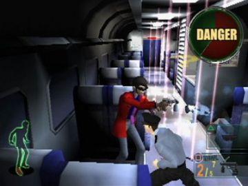 Immagine -5 del gioco Lupin III : Il Tesoro del Re Stregone per PlayStation 2