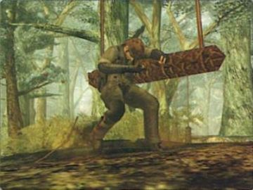 Immagine -16 del gioco Metal Gear Solid 3: Snake Eater per PlayStation 2