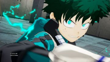 Immagine 32 del gioco My Hero One's Justice per PlayStation 4
