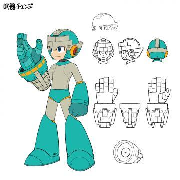 Immagine -4 del gioco Mega Man 11 per PlayStation 4