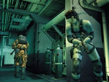 Immagine -2 del gioco Metal Gear Solid 2: Sons Of Liberty per PlayStation 2