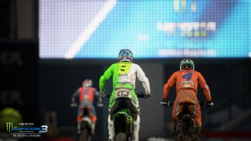Immagine -3 del gioco Monster Energy Supercross - The Official Videogame 3 per PlayStation 4