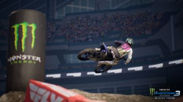 Immagine -8 del gioco Monster Energy Supercross - The Official Videogame 3 per PlayStation 4