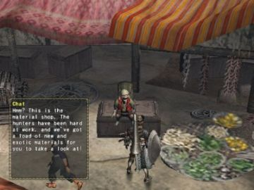 Immagine -11 del gioco Monster Hunter per PlayStation 2