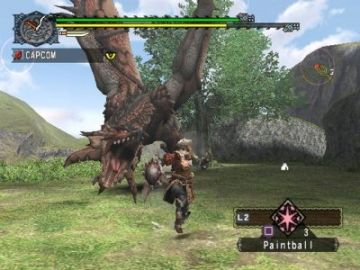 Immagine -17 del gioco Monster Hunter per PlayStation 2