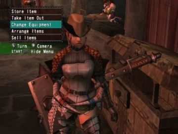 Immagine -16 del gioco Monster Hunter per PlayStation 2