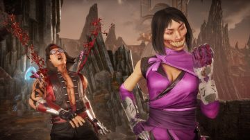 Immagine -4 del gioco Mortal Kombat 11 Ultimate per PlayStation 5