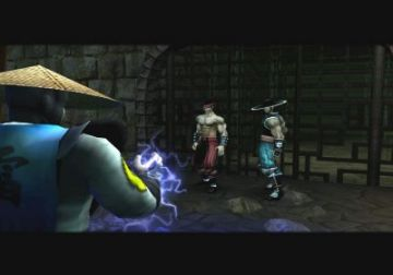 Immagine -4 del gioco Mortal Kombat: Shaolin Monks per Playstation 2