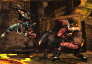 Immagine -3 del gioco Mortal Kombat: Shaolin Monks per Playstation 2