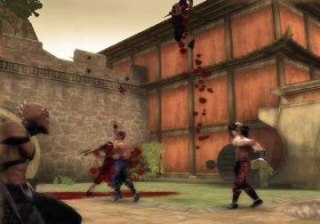 Immagine -1 del gioco Mortal Kombat: Shaolin Monks per Playstation 2