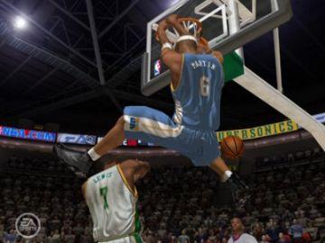 Immagine -3 del gioco NBA Live 2006 per PlayStation 2