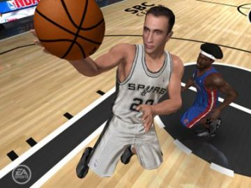Immagine -2 del gioco NBA Live 2006 per PlayStation 2