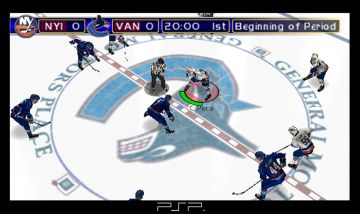 Immagine -2 del gioco NHL Gretzky Hockey per Playstation PSP