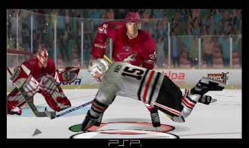 Immagine -1 del gioco NHL Gretzky Hockey per Playstation PSP