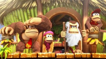 Immagine -3 del gioco Donkey Kong Country: Tropical Freeze per Nintendo Switch