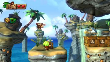 Immagine -2 del gioco Donkey Kong Country: Tropical Freeze per Nintendo Switch
