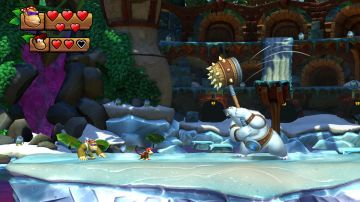 Immagine -4 del gioco Donkey Kong Country: Tropical Freeze per Nintendo Switch