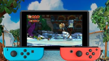 Immagine -5 del gioco Donkey Kong Country: Tropical Freeze per Nintendo Switch