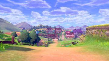 Immagine -5 del gioco Pokémon Spada per Nintendo Switch