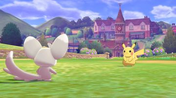 Immagine -4 del gioco Pokémon Spada per Nintendo Switch