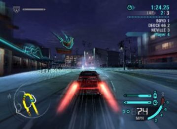 Immagine -1 del gioco Need for Speed Carbon per PlayStation 2