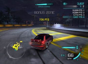 Immagine -9 del gioco Need for Speed Carbon per PlayStation 2