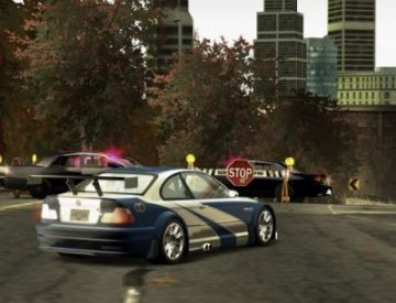 Immagine -5 del gioco Need for Speed Most Wanted per PlayStation 2