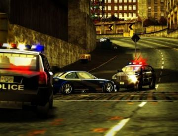 Immagine -4 del gioco Need for Speed Most Wanted per PlayStation 2