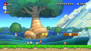 Immagine -5 del gioco New Super Mario Bros. U Deluxe per Nintendo Switch