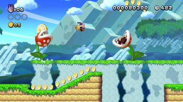 Immagine -2 del gioco New Super Mario Bros. U Deluxe per Nintendo Switch