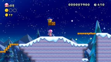 Immagine -1 del gioco New Super Mario Bros. U Deluxe per Nintendo Switch