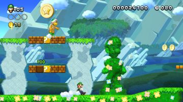 Immagine 0 del gioco New Super Mario Bros. U Deluxe per Nintendo Switch