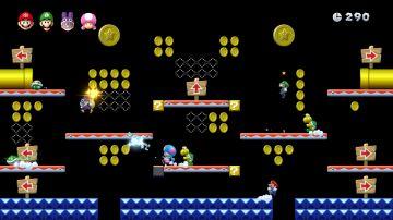 Immagine -2 del gioco New Super Mario Bros. U Deluxe per Nintendo Switch