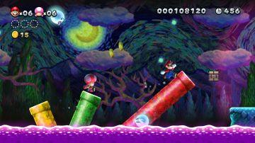 Immagine -4 del gioco New Super Mario Bros. U Deluxe per Nintendo Switch