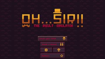 Immagine -1 del gioco Oh...Sir!! The Insult Simulator per PlayStation 4