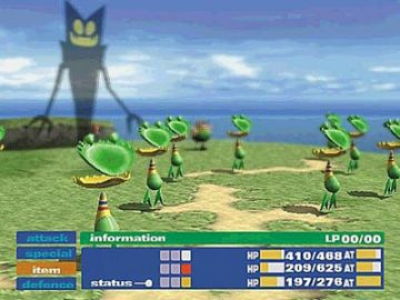Immagine -16 del gioco Okage: Shadow King per PlayStation 2
