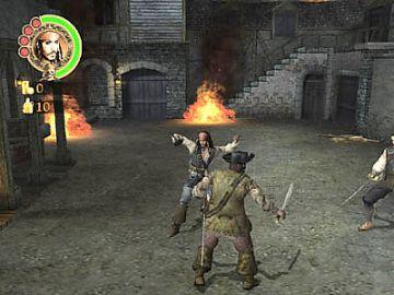 Immagine -5 del gioco Pirati dei Caraibi: La Leggenda di Jack Sparrow per Playstation 2