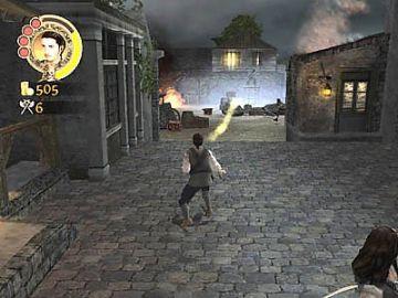 Immagine -4 del gioco Pirati dei Caraibi: La Leggenda di Jack Sparrow per Playstation 2