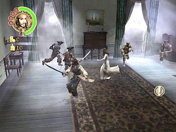 Immagine -3 del gioco Pirati dei Caraibi: La Leggenda di Jack Sparrow per Playstation 2