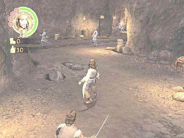 Immagine -2 del gioco Pirati dei Caraibi: La Leggenda di Jack Sparrow per Playstation 2
