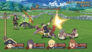 Immagine -5 del gioco Tales of Vesperia: Definitive Edition per PlayStation 4